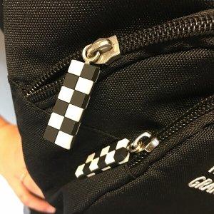 CHGP Bæltetaske sort med logo